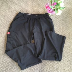 Dickies Scrub Pants Women's XL Black